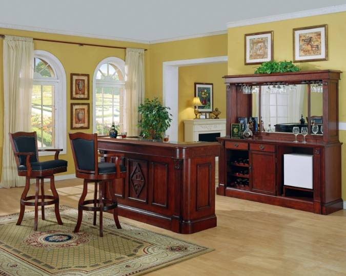 Monticello 5 Piece Bar Furniture Set Available From Our Palason Games Billiards And Decor