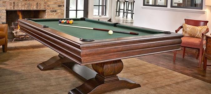 Brunswick MacKenzie pool table
