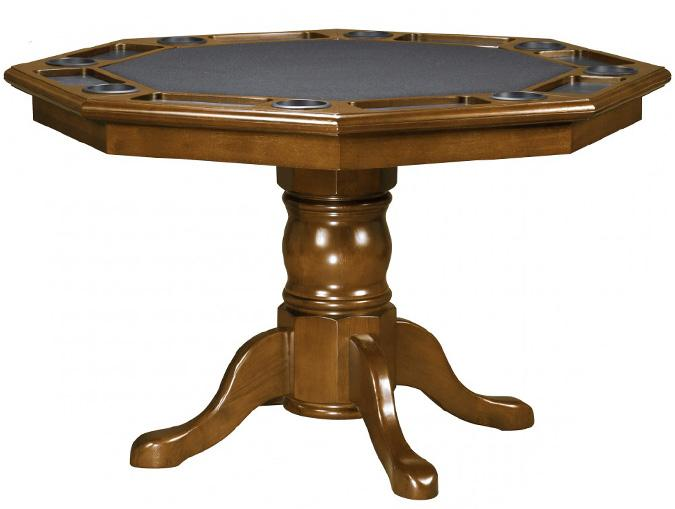 Legacy Classic 2 in 1 Poker Table furniture Set