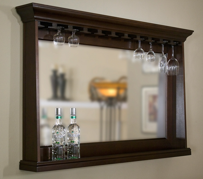Miroir Legacy Elite pour bar