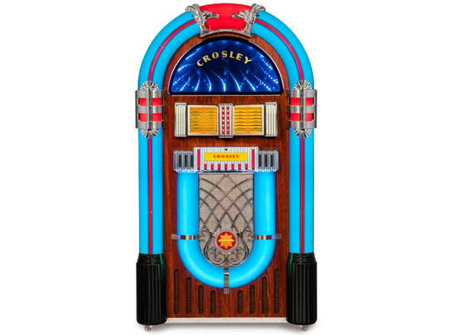 Crosley Jukebox Bluetooth edition