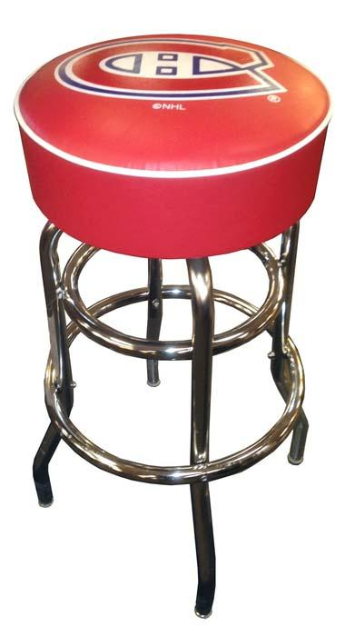 Montreal Canadians HABS Stool