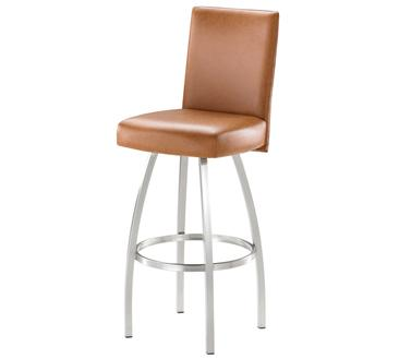 Nicholas Trica Swivel Stool for kitchen or bar