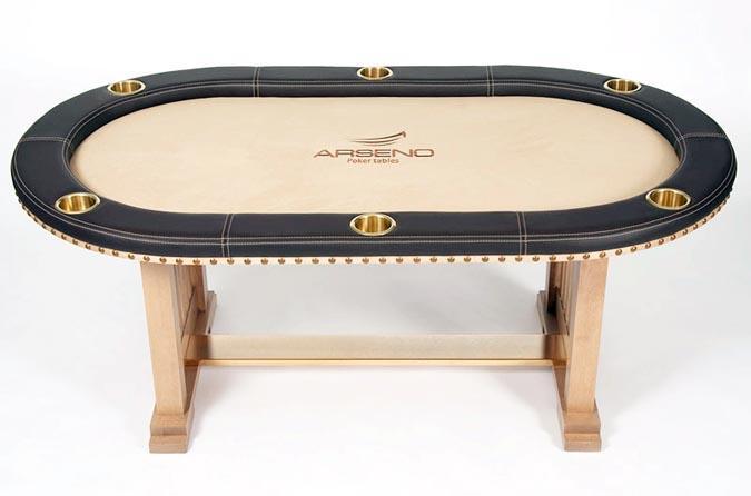 Table de poker Arseno Texas Hold'em