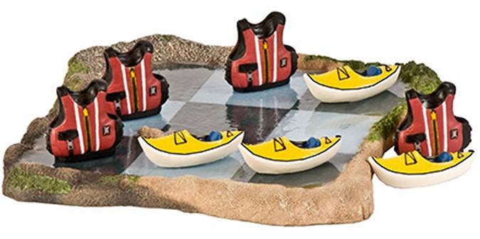 TIC TAC TOE game, Kayak
