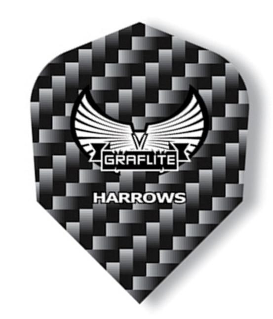 Plume de dard Harrows Graflite
