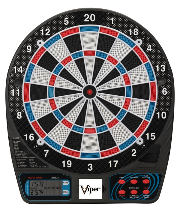 Viper Electronic soft tip Dartboard