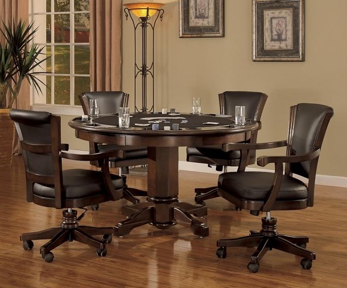 Legacy Elite 2 In 1 Poker Table Set
