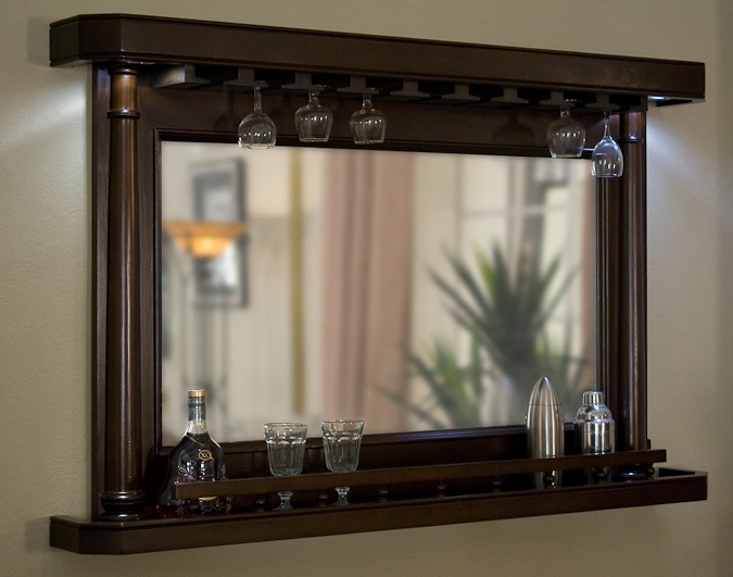 Legacy Sterling Back Bar Mirror