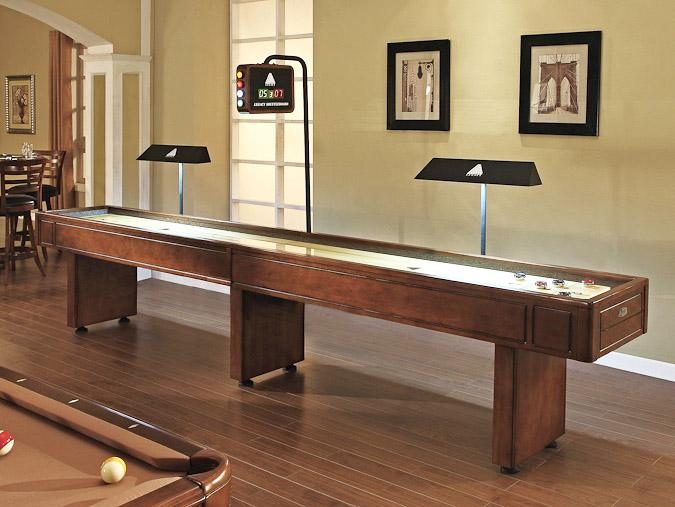 Legacy Sterling shuffleboard table