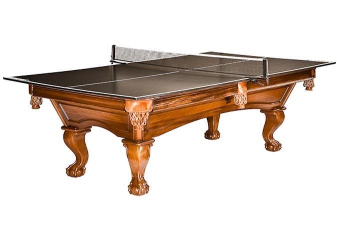 Conversion Top Brunswick - Surface de jeu ping pong pour le dessus de votre table de billard