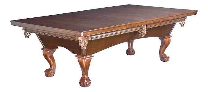Brunswick Dining Table Top for Pool Tables