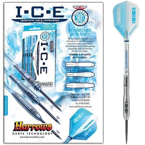 Dards Harrows Ice