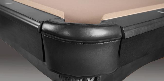 Table de billard Mustang Noire