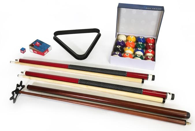 Majestic Pool Table Basic Accessory Kit