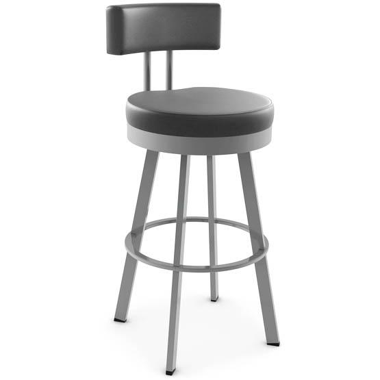 tabouret de bar amisco barry pivotant. Black Bedroom Furniture Sets. Home Design Ideas