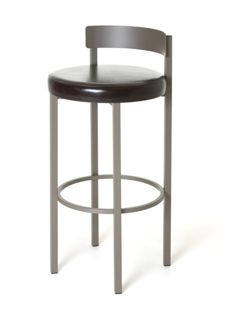 Ble In Smoked Oak Kitchen Stools