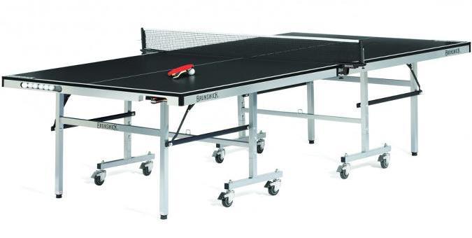 Brunswick Smash ping pong 7 tennis table - Indoor