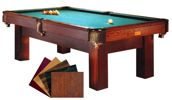 Table de snooker Palason Deluxe 10'