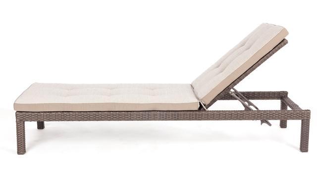 Chaises longue pour ensemble patio ext rieur et mobilier for Chaise longue pour exterieur