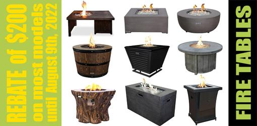 FIREPITS • FEATURED PRODUCT