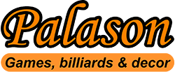 Palason | Games, billards & decor